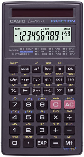 how to clear memory recall on casio calculator